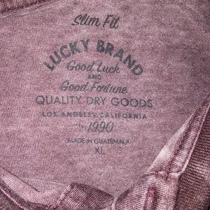 Other - Lucky Brand Polo Shirt